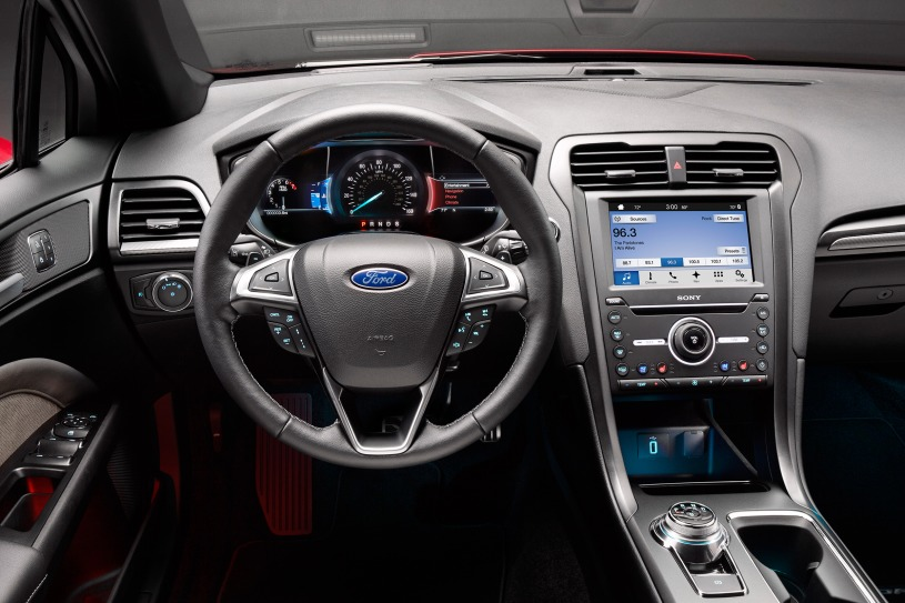 2019 Ford Fusion in Westminster