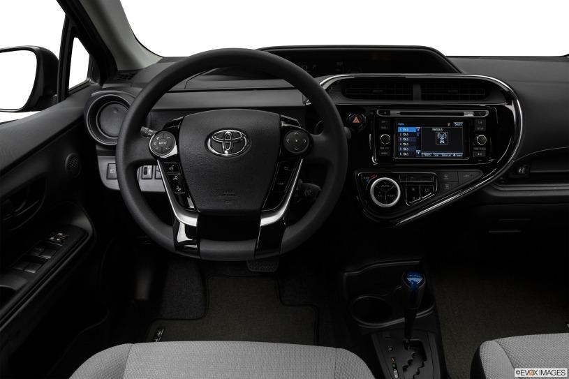 2019 Toyota Prius c in Jamaica