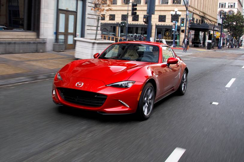 New Mazda MX-5 Miata RF in Raleigh, NC