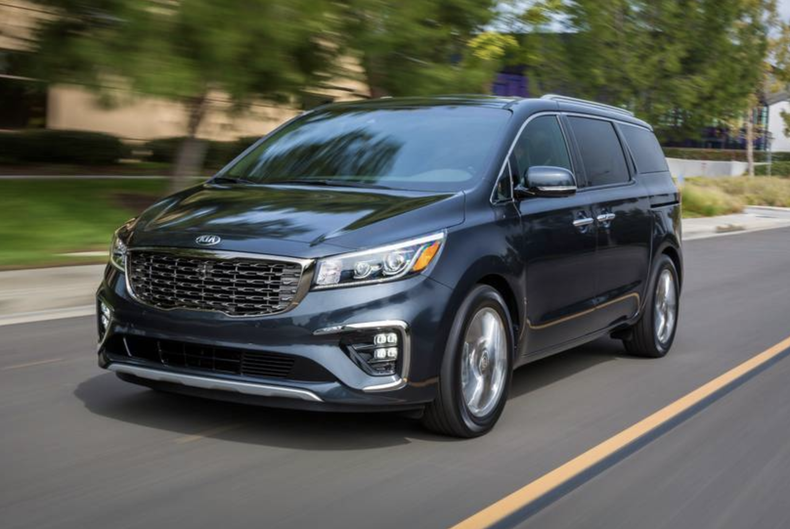 2019 Kia Sedona in New Hampshire