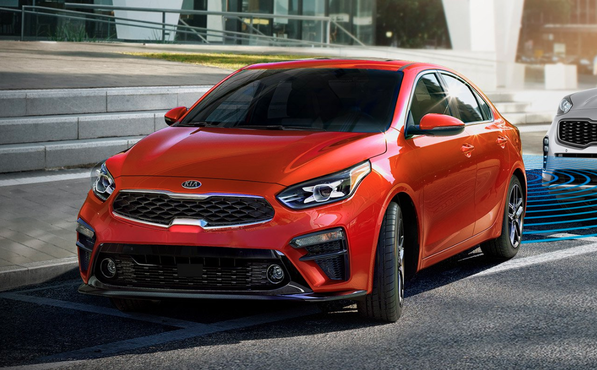 2019 Kia Forte in North Carolina