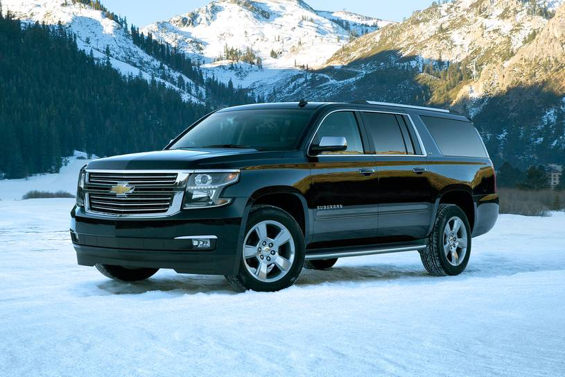 2019 Chevrolet Suburban Wake Forest