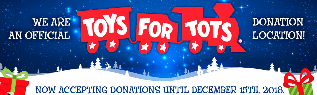 Toys for Tots Forest City