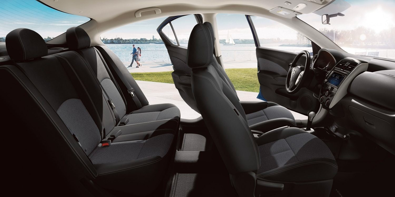 2019 Nissan Versa in North Carolina