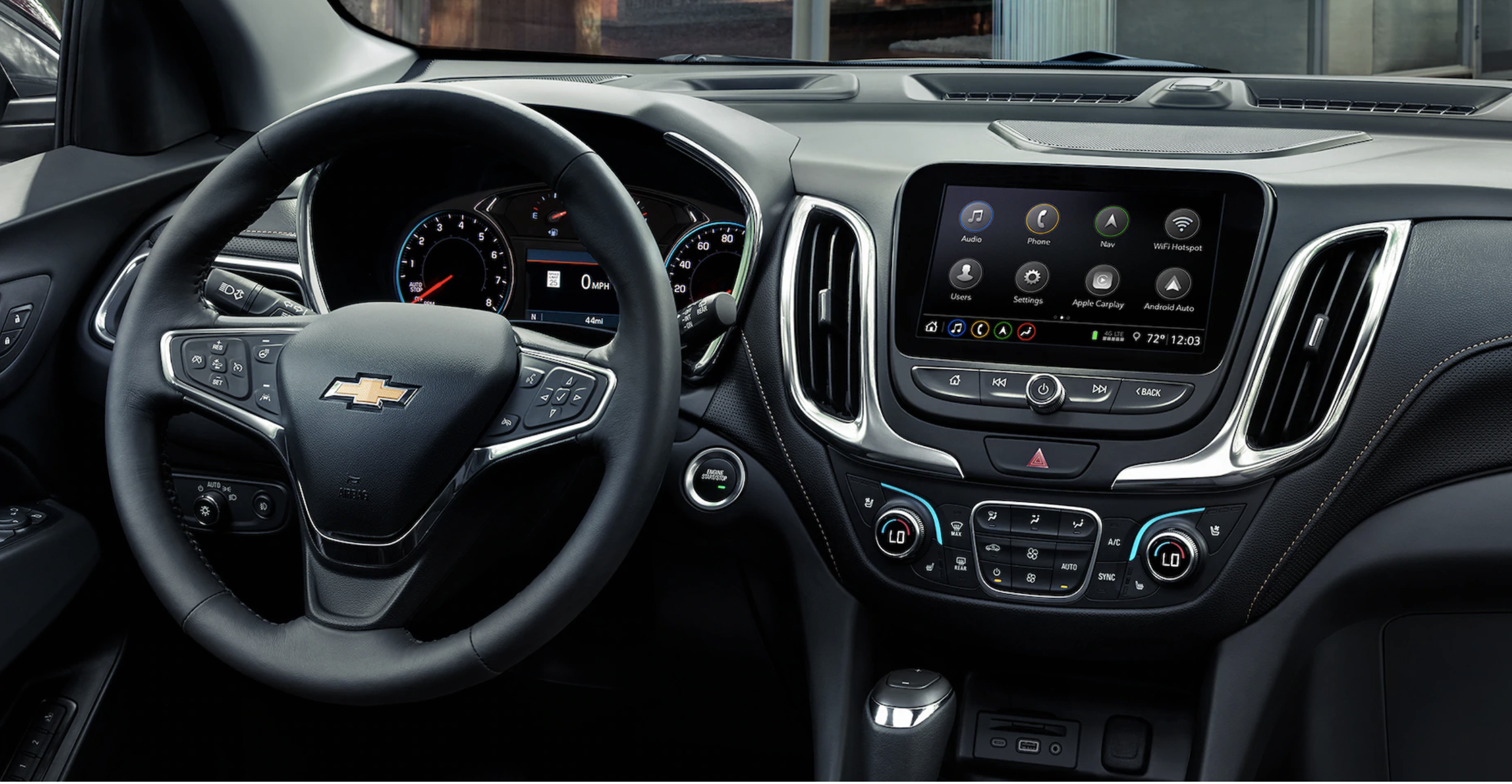 Chevy Connectivity