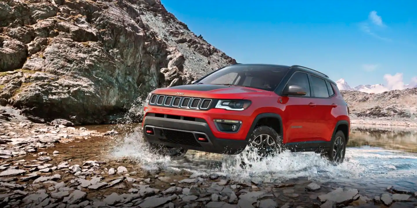 2019 Jeep Compass in Alabama