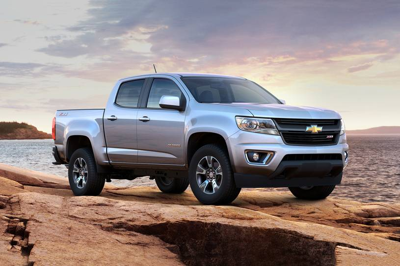 New Chevrolet Colorado  Concord
