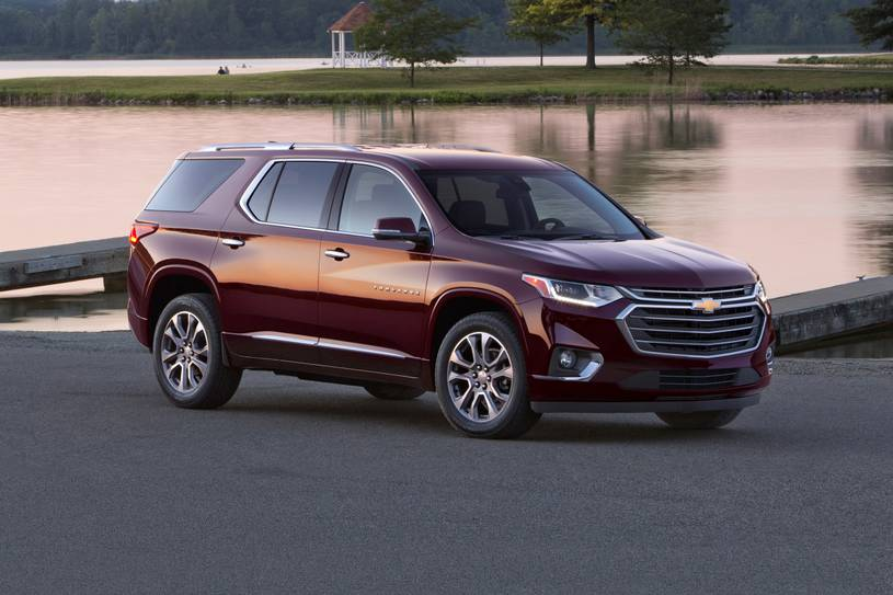 Chevrolet Traverse Myrtle Beach