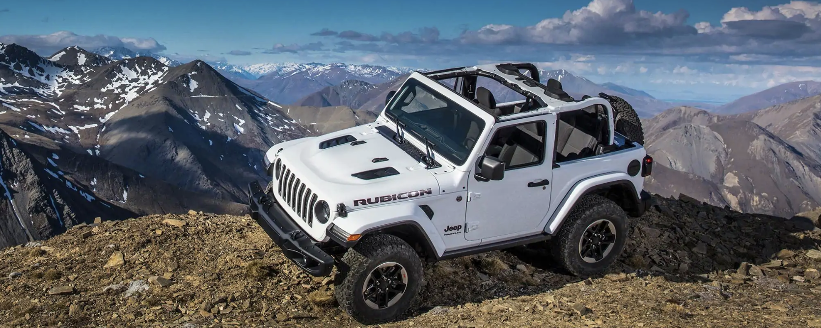 New Jeep Garner
