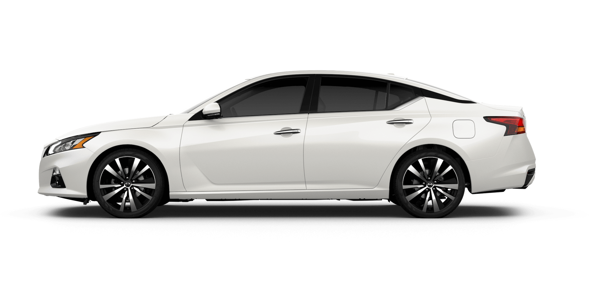 Altima Platinum Pearl White