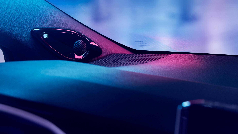 2020 Toyota Corolla Speakers