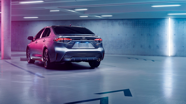 2020 Toyota Corolla Back 2