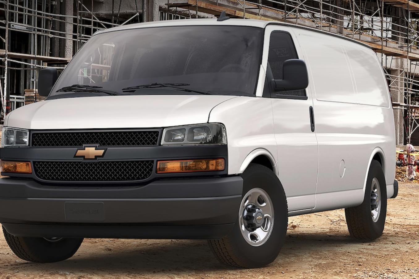 2019 Chevrolet Cargo Van