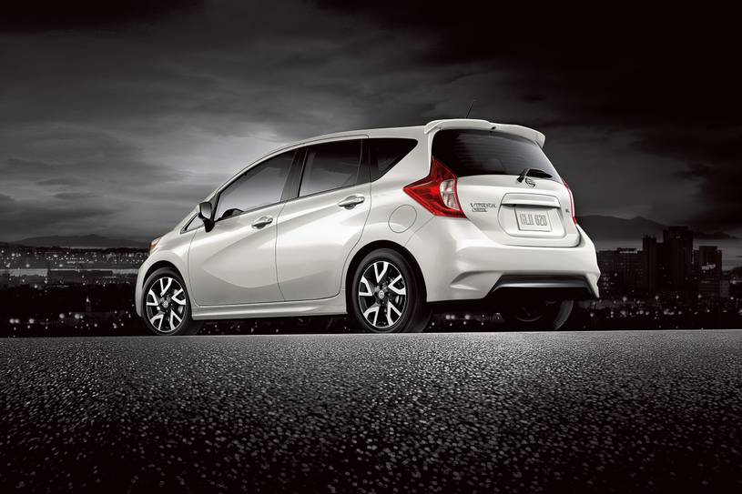 Nissan Versa Note in CT