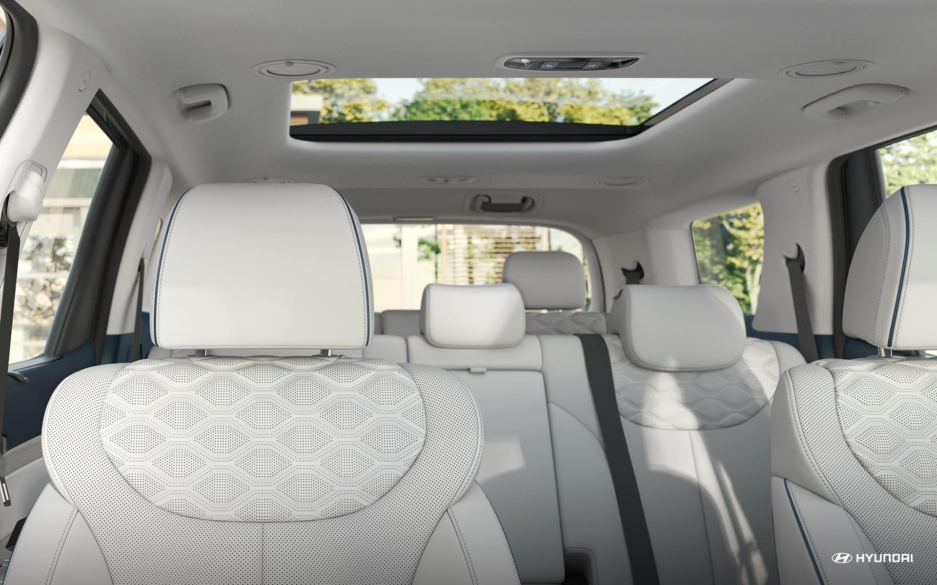 Hyundai Palisade Interior Seats