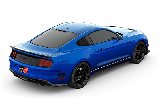 2019 ROUSH Stage 1 Mustang Driver Rear