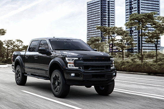 2019 ROUSH F-150 Off-Road