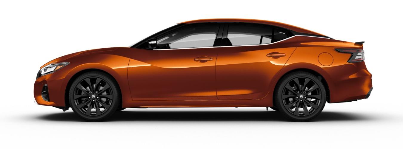 Maxima SR orange