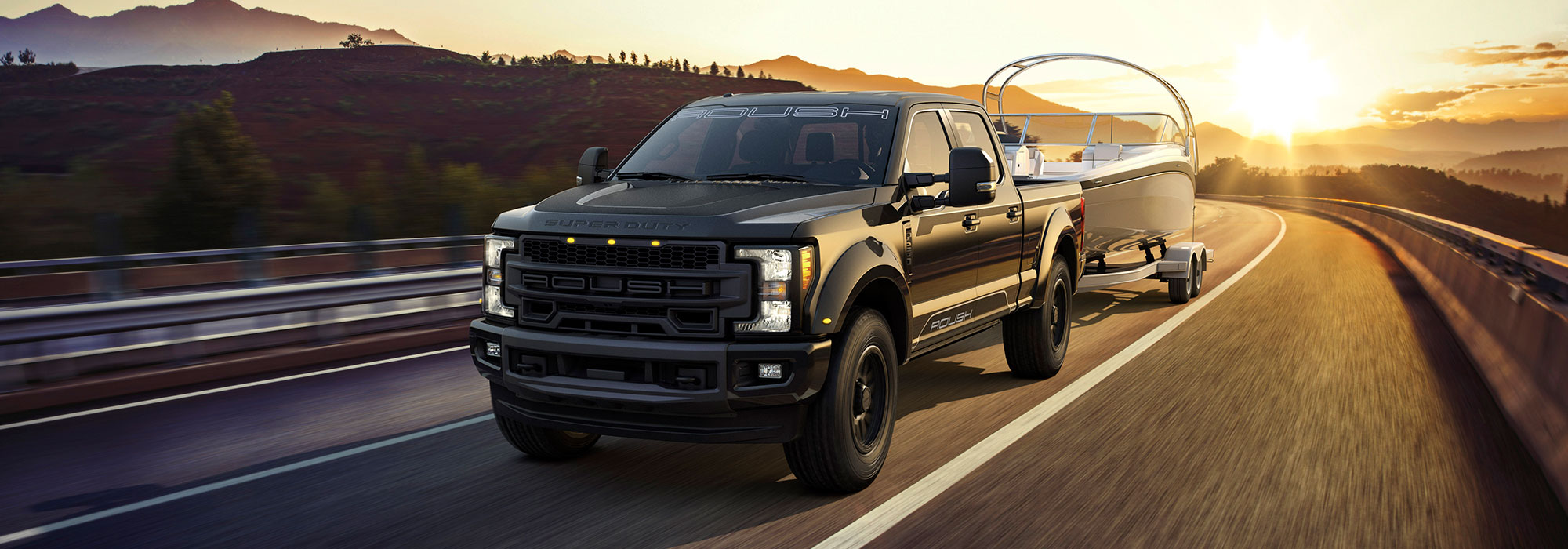 2019 ROUSH F-150 Super Duty