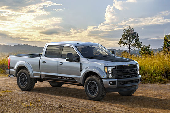 2019 ROUSH Super Duty Lifestyle