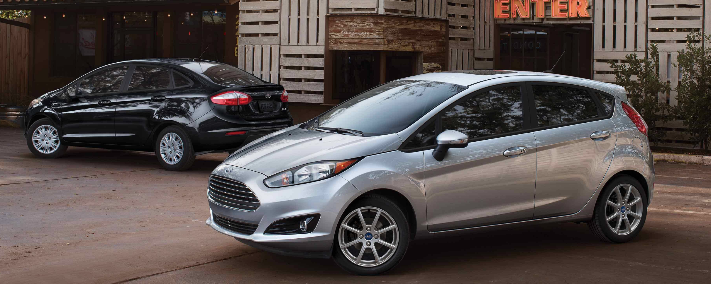 Ford Fiesta in Huntington