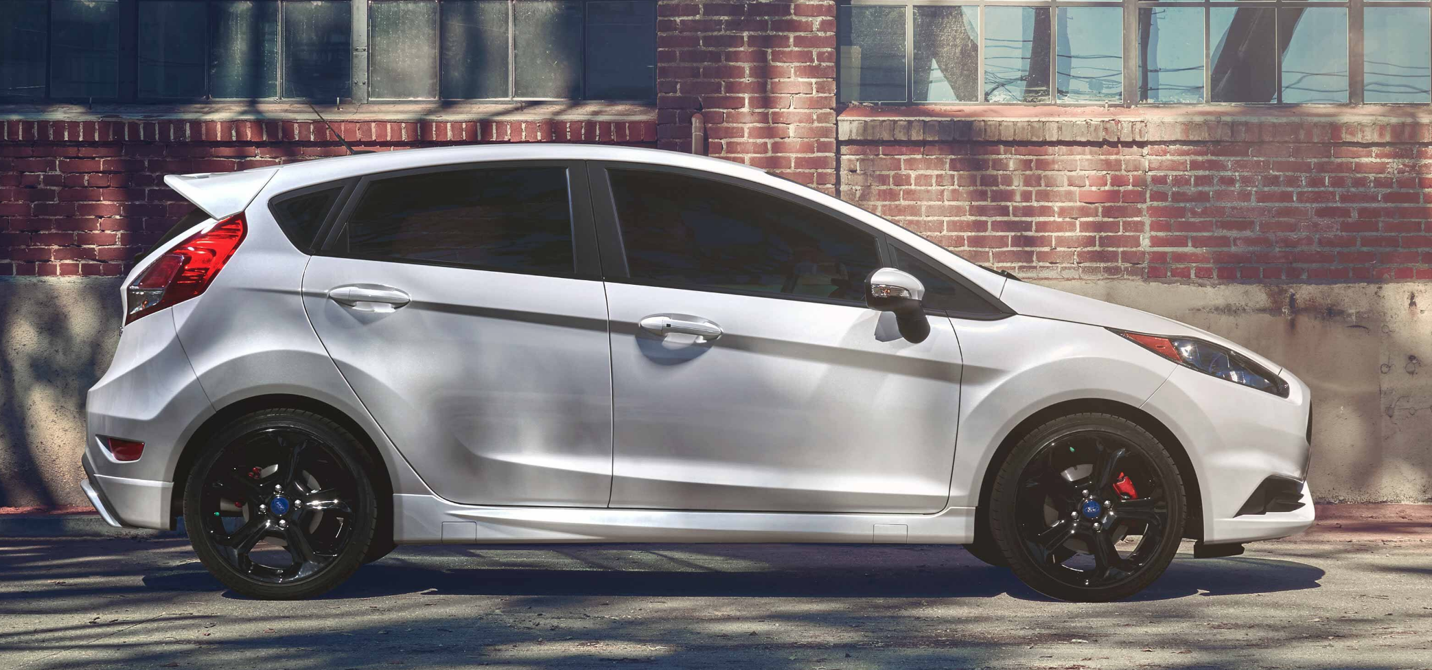 New Ford Fiesta in Mooresville, NC