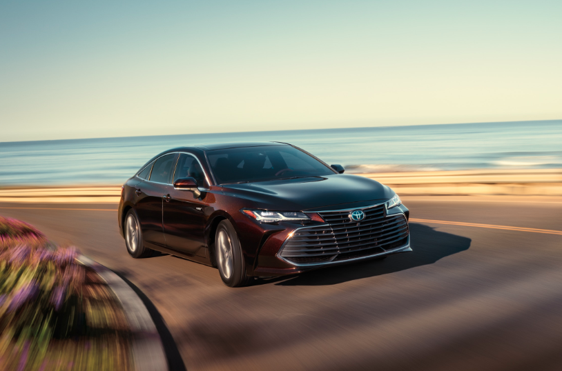 New Toyota Avalon in Rocky Mount, NC