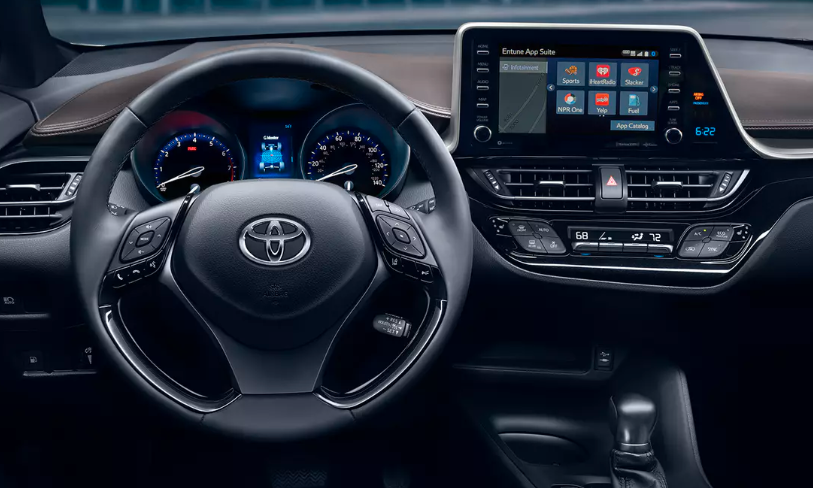 2019 Toyota C-HR North Charleston