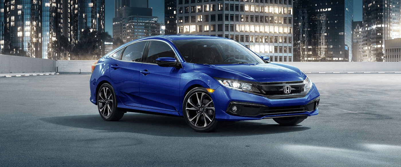 New Honda Civic in Goldsboro, NC