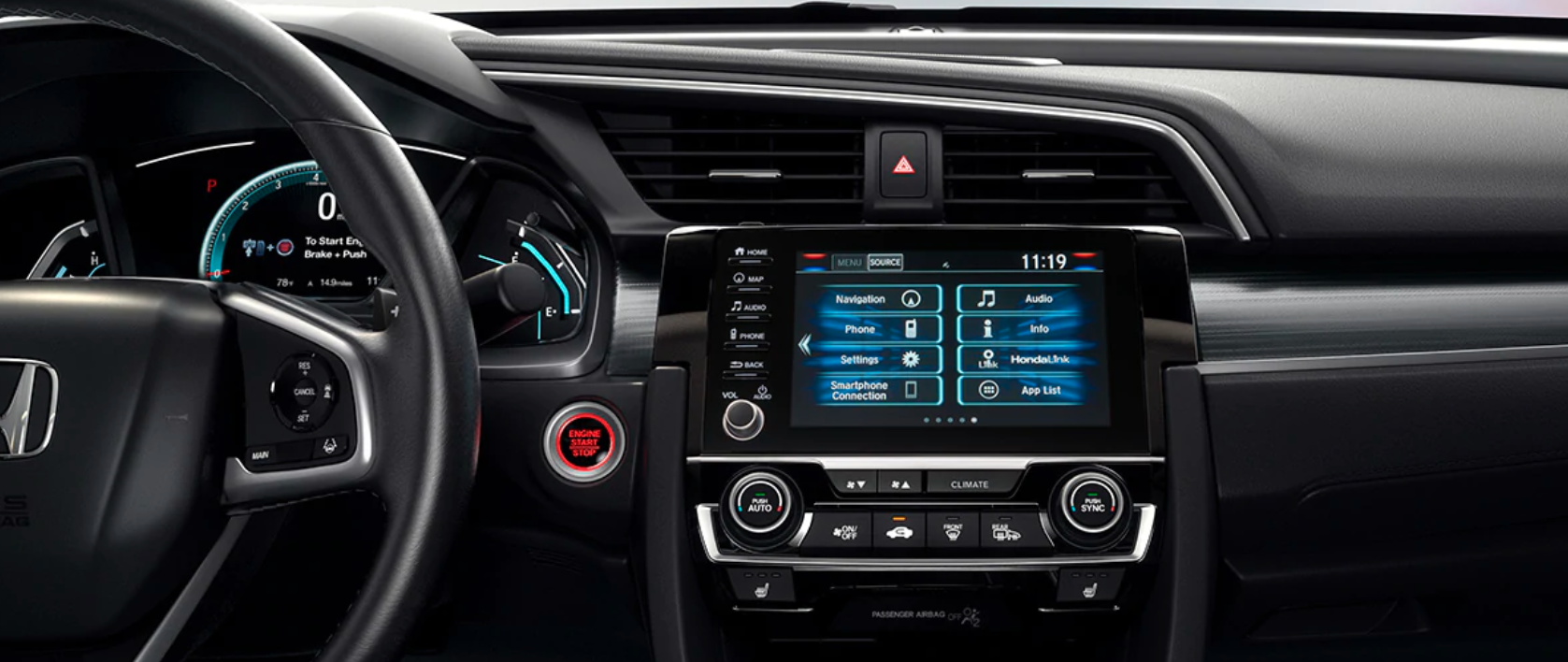 New 2019 Honda Civic Coupe