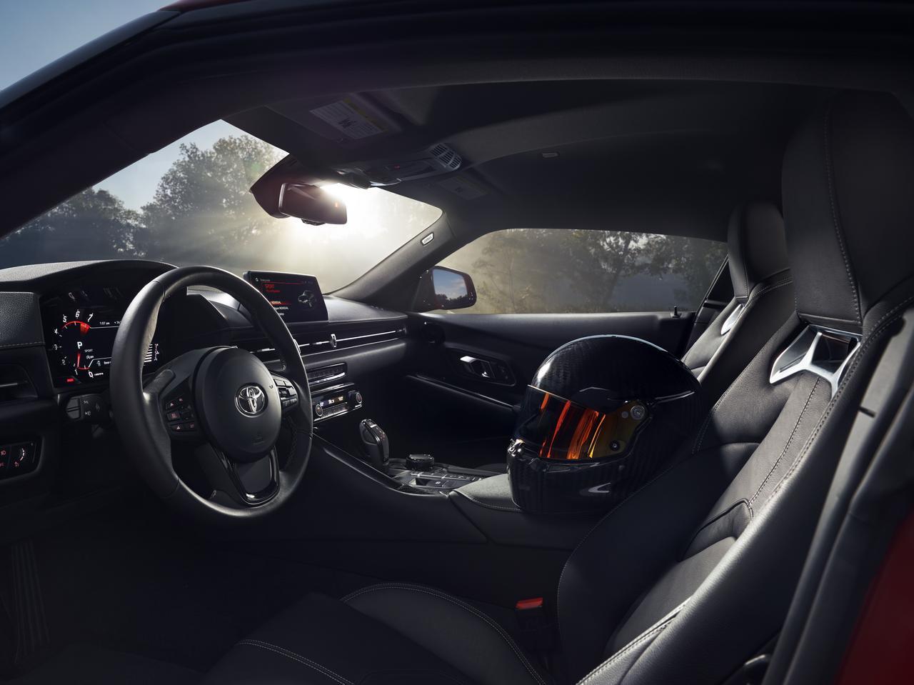 2020 Toyota Corolla Seats