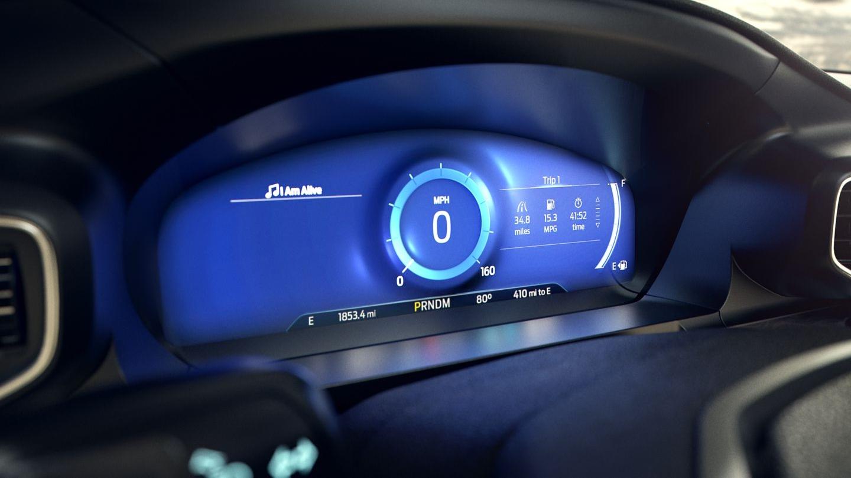 2020 Ford Explorer Panel
