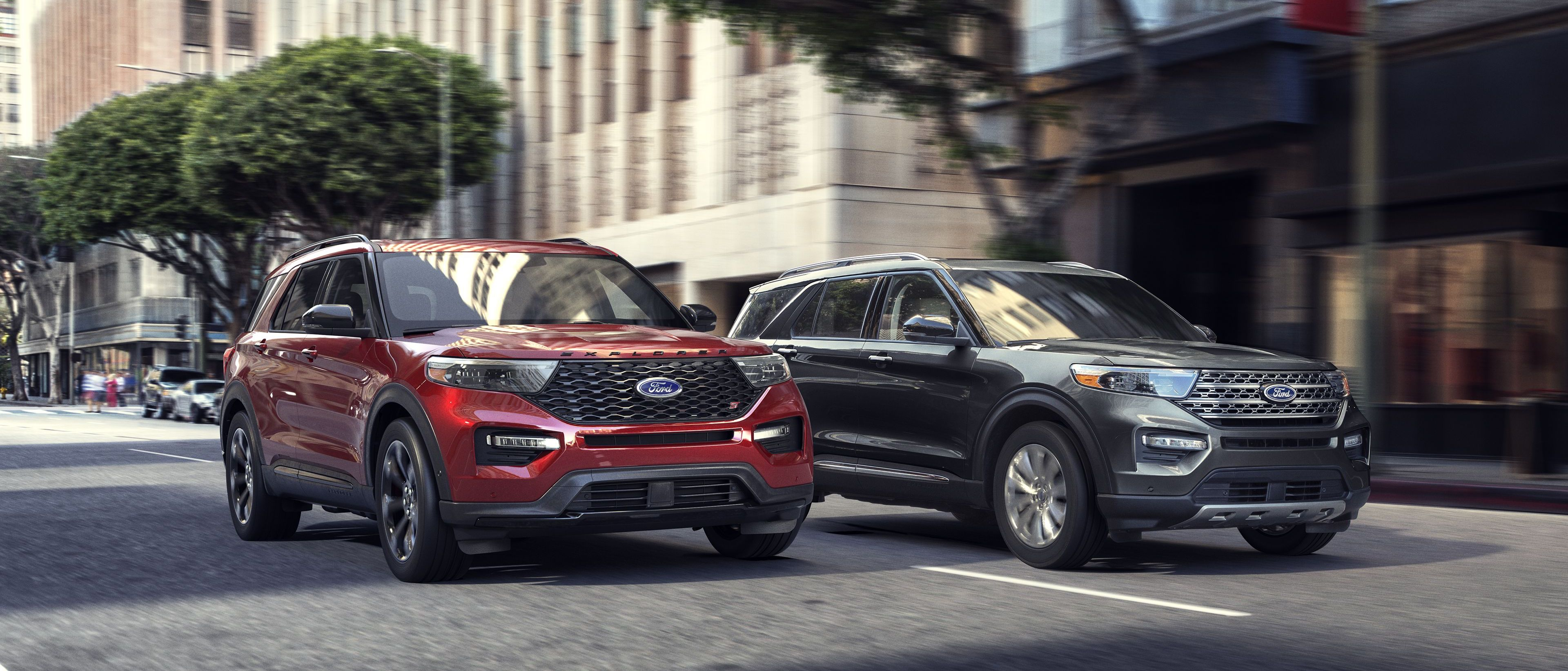 2020 Ford Explorer | Huntington Ford Lincoln