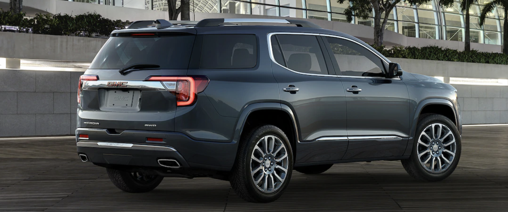 Introducing The New 2020 Gmc Acadia Denali