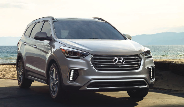 2019 Hyundai Santa Fe XLCharlottesville