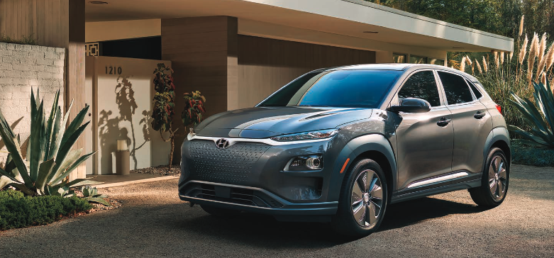 Hyundai Kona Electric Winston-Salem
