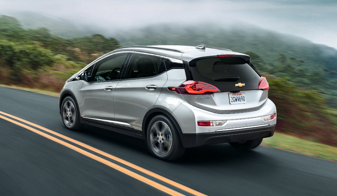Chevrolet Bolt EV Wake Forest