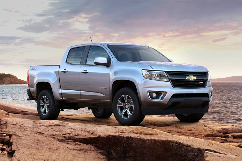 Chevrolet Colorado Clinton
