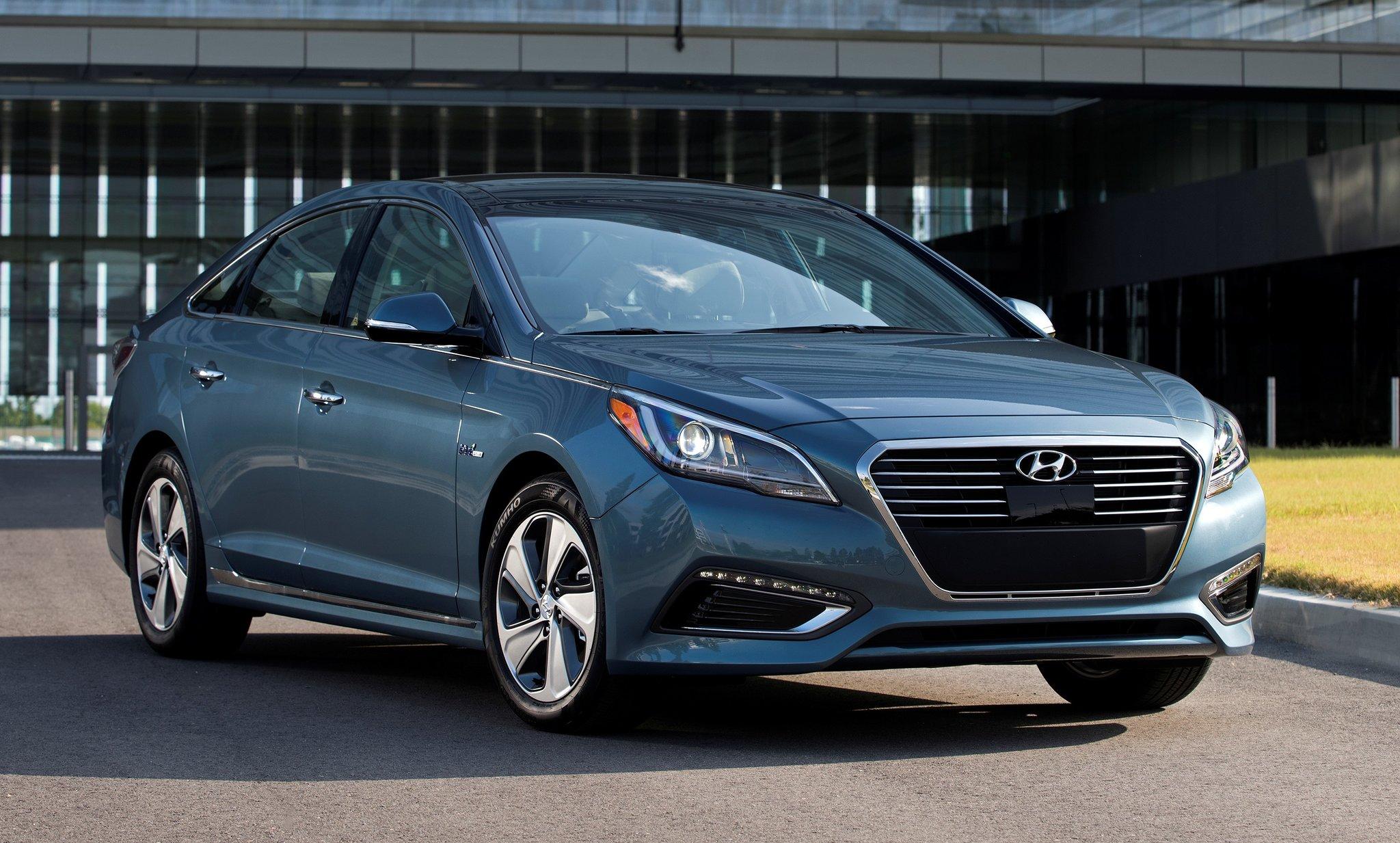 Hyundai Sonata Plug-In-Hybrid Charlottesville