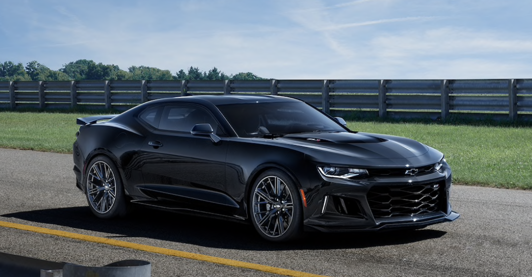 Chevrolet Camaro ZL1 Wake Forest