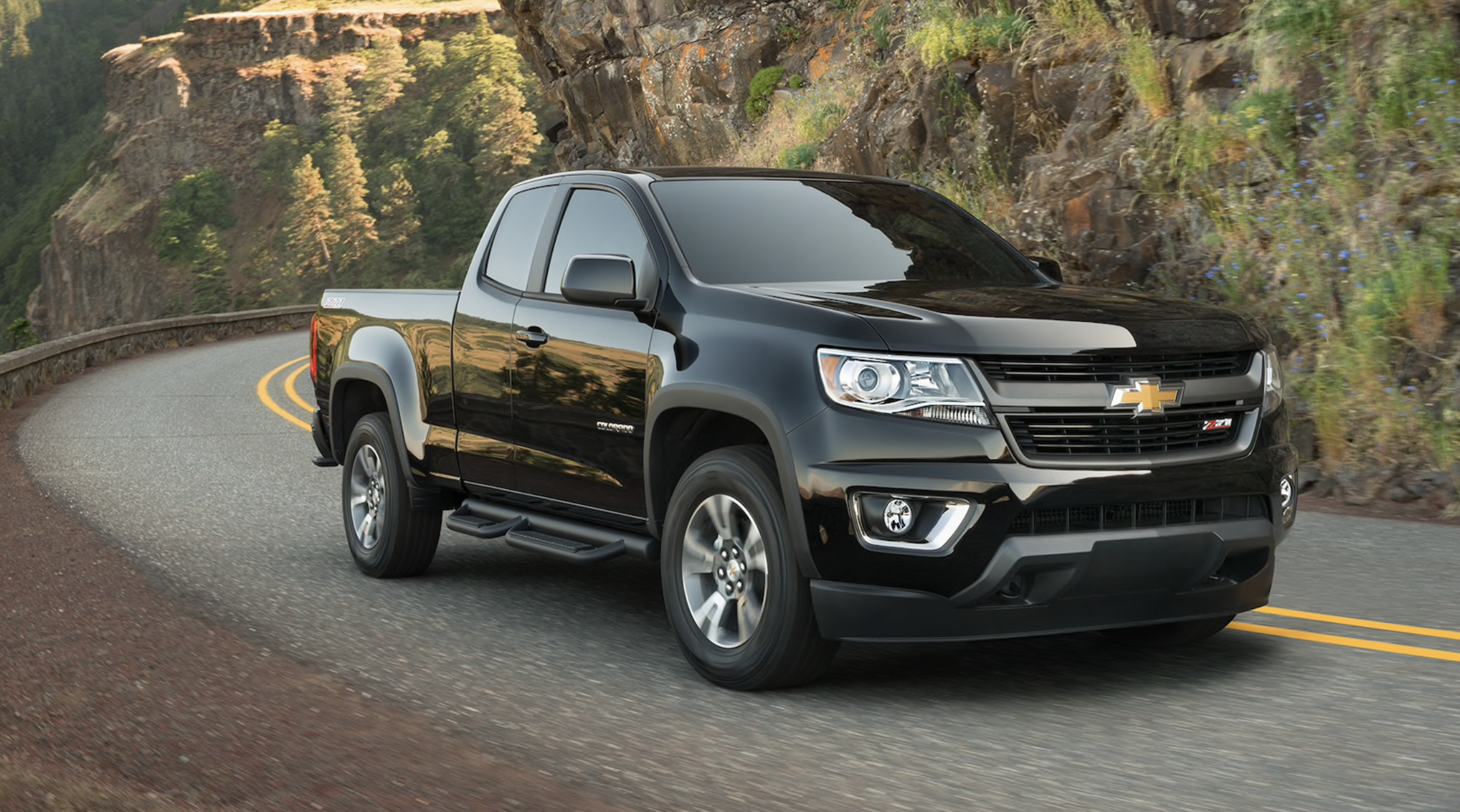 Chevrolet Colorado ZR2 Charlottesville