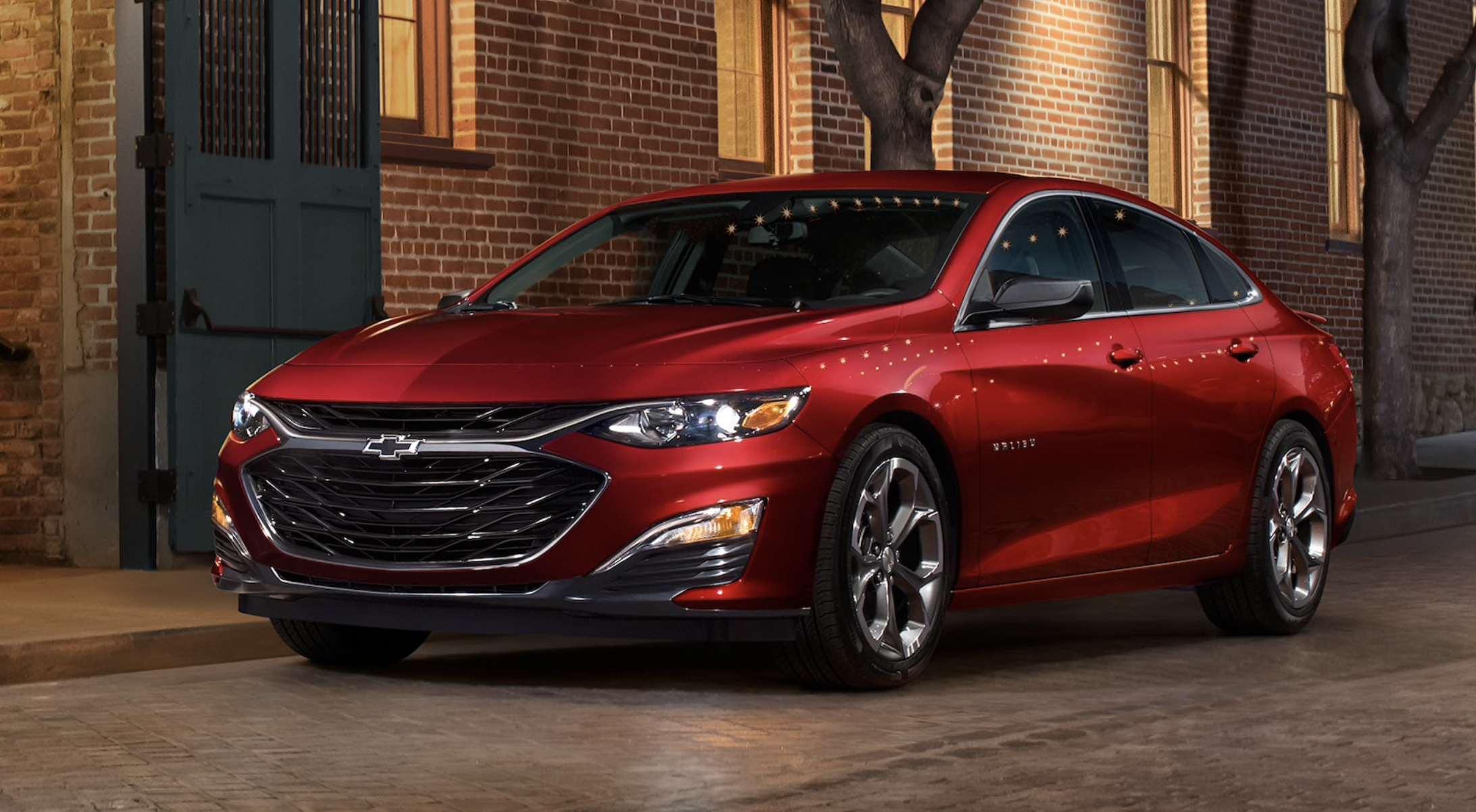 Chevrolet Malibu Hybrid Newberry