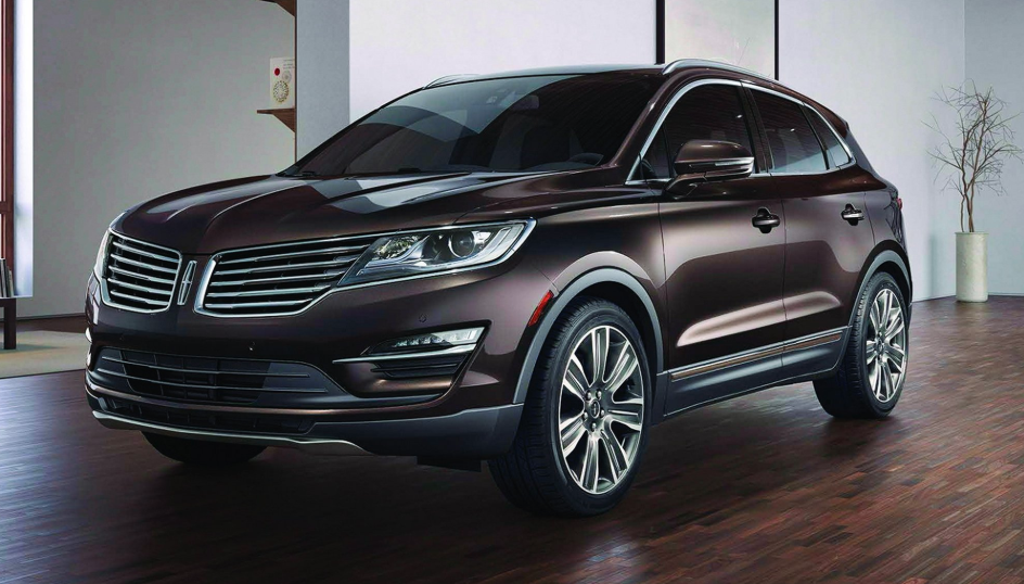 Lincoln MKC Black Label Cary