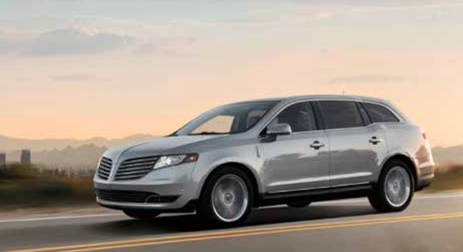 Lincoln MKT Huntington