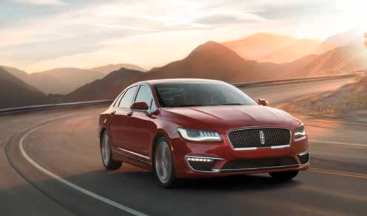 Lincoln MKZ Huntington