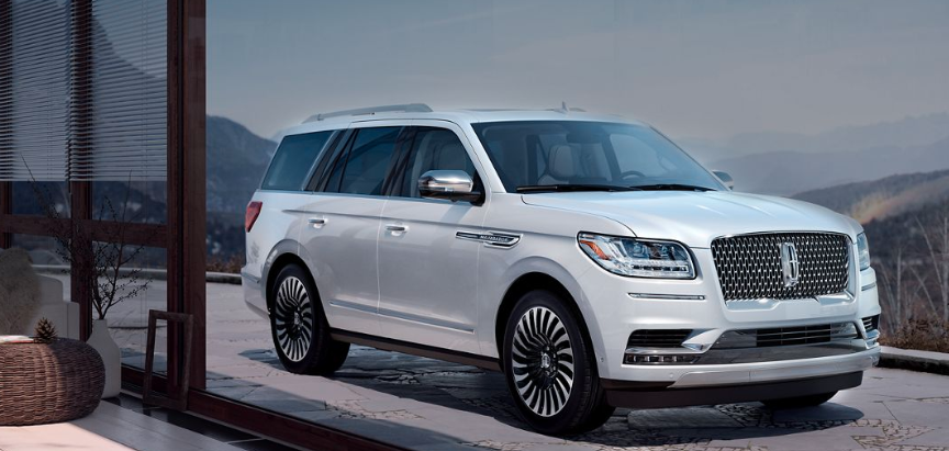 Lincoln Navigator Black LabelRocky Mount