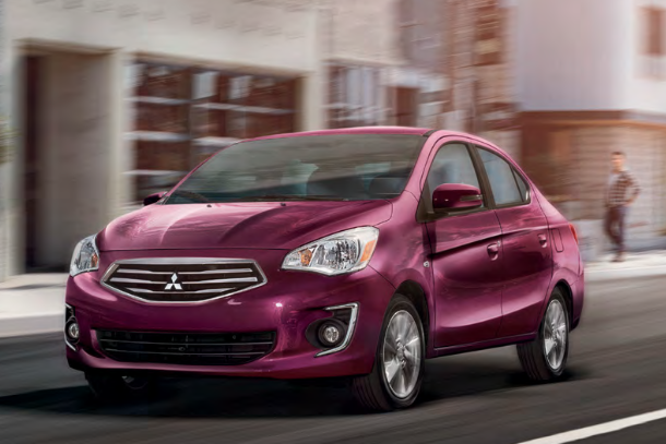 Mitsubishi Mirage G4 in Winston-Salem