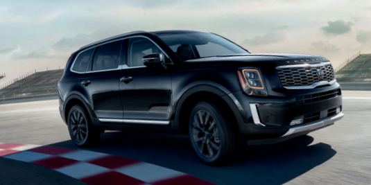 Kia Telluride in Columbia