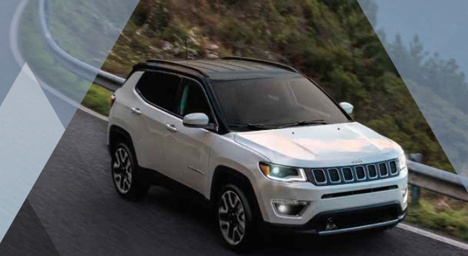Jeep Compass in Charlotte