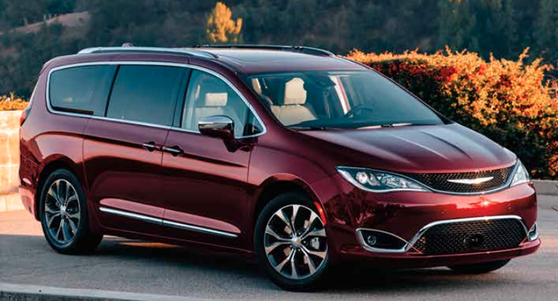 Chrysler Pacifica in Indian Trail